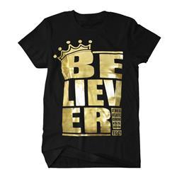 Believer Black *Sale! Final Print* $6 Sale