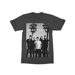Faces Charcoal T-Shirt