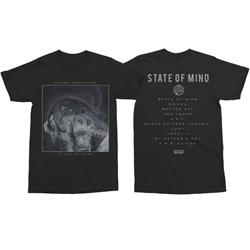 State Cover Black