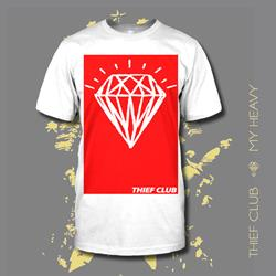 Diamond White T-Shirt