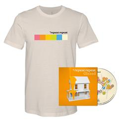 Glazed CD + T-Shirt