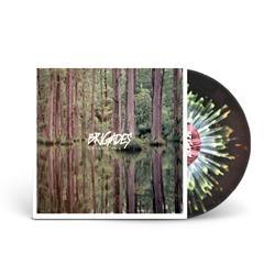 Crocodile Tears Swamp Green/ Brown Smash W/White Splatter LP
