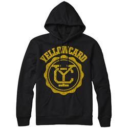 Yellowcard - Yellow Logo Black