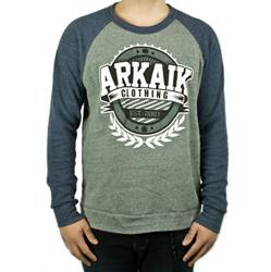 Team Arkaik Duo-Tone Crewneck