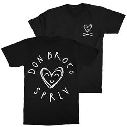 Heart Logo Black