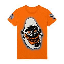Halloween Gorilla Orange