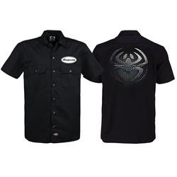 NonPoint The Return Black Work Shirt