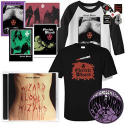 Wizard Bloody Wizard CD MEGA
