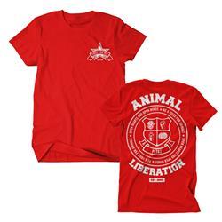 Animal Liberation Red