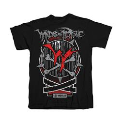 *Limited Stock* Winds Of Plague Coffin Black
