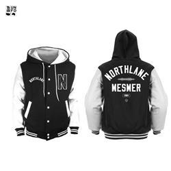 Mesmer Black/White Varsity