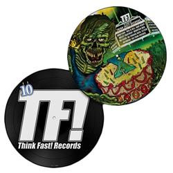 10 Years of Think Fast! Records Picture Disc LP