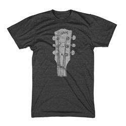 Guitar Head Triblend Black