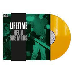 Hello Bastards  Yellow Vinyl