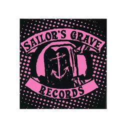 Sailors Grave Records Pink Logo