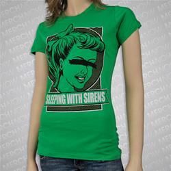 Girly Girl Green