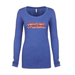 Logo Blue Girl's