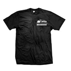 Used Future Car Pocket Logo Black T-Shirt