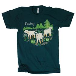 Teagan White's Albatross Forest Green