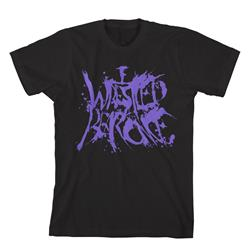 Purple Logo On Black
