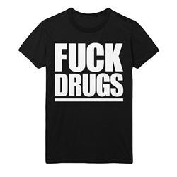 Fuck Drugs Black