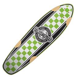 Crest Skate Deck