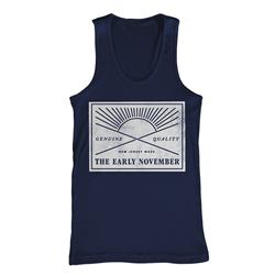 New Jersey Made Navy Tank Top