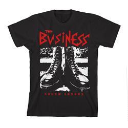 Boots Black T-Shirt