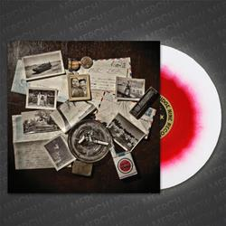 Letters Home White With Red Haze 12'' Vinyl