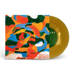 Split Trans Bronze Vinyl 7