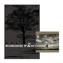 Rising Fawn - CD + Screen-Printed Poster Bundle