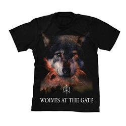 Native Wolf Black