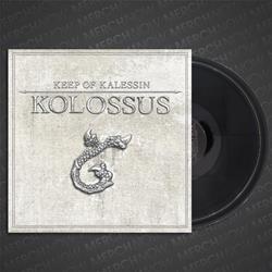 Kolossus Black Double LP