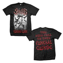 Funeral Curse Black *Clearance*