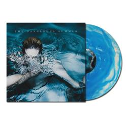 Self-Titled Blue/Clear Smash With Clear Splatter