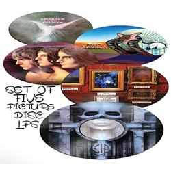 Emerson, Lake & Palmer - Set of 5 Picture Discs