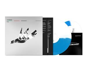 Waiting Half White/Half Turquoise Vinyl LP + 7