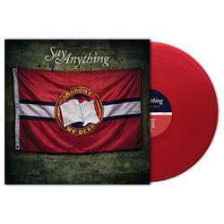 Anarchy, My Dear Red LP