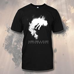 Resurgence Black T-Shirt
