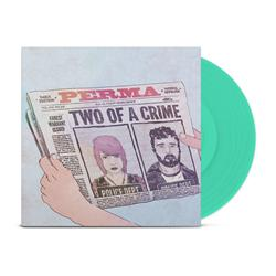 Two Of A Crime Opaque Mint Green LP