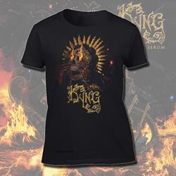 Crown Black Girl's Shirt