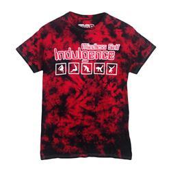 Safety Dance Red/Black Crystal