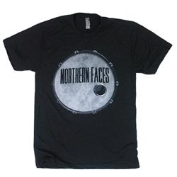 Kick Drum Black T-Shirt