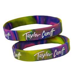 Taylor Tie-Dye Wristbands (Set Of 2)