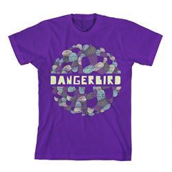 Exclusive Merch - Doodle Purple                                                                                    Dangerbird Merch