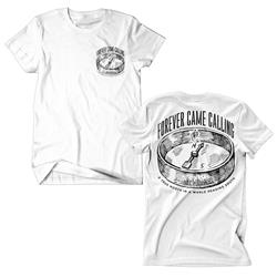 Compass White T-Shirt