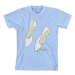 Shoes Light Blue