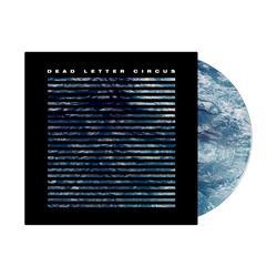 Self-Titled Album Blue W/ White Marble