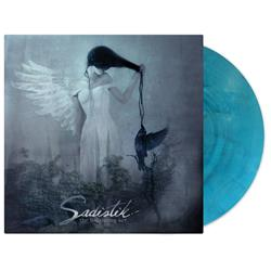 The Balancing Act 10 Year Anniversary Electric Blue W/ Black Smoke SIGNED Double