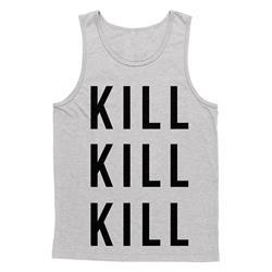 Kill Kill Kill Heather Grey